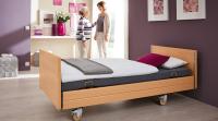 Pflegebett Westfalia IV Standard / Liegefläche 90 x 200 cm