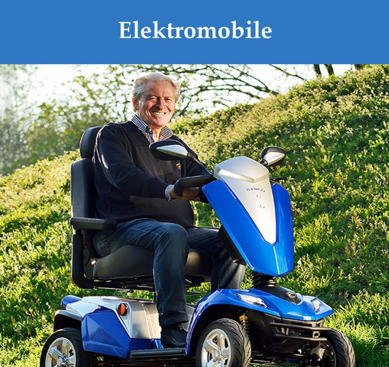 Elektromobile , Senioren Scooter