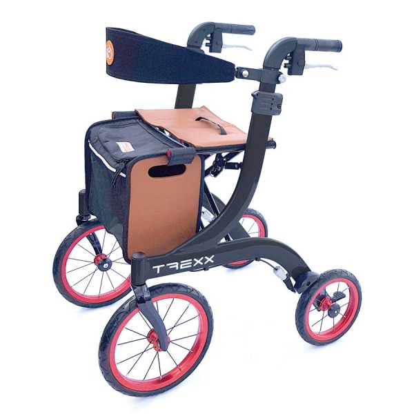Outdoor Rollator TRexx