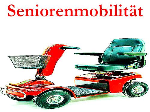 Seniorenmobilit-t-Elektromobile