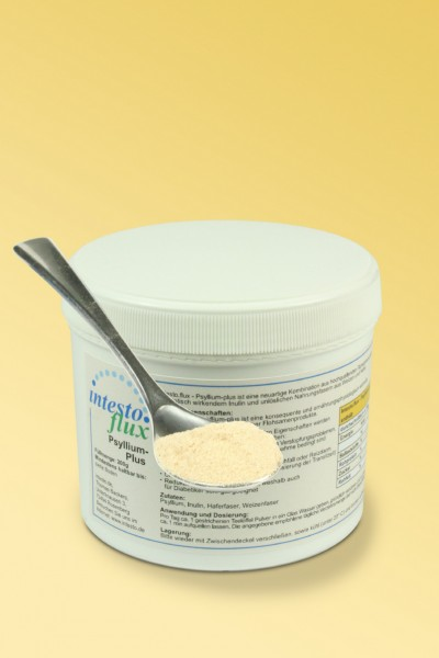 Intesto.flux - Psyllium-plus
